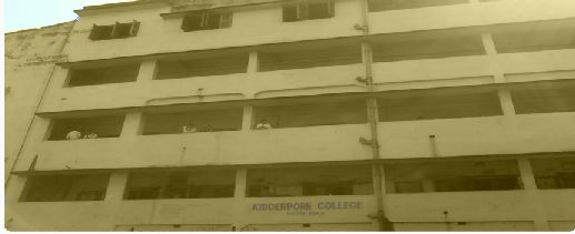 Kidderpore college calcutta