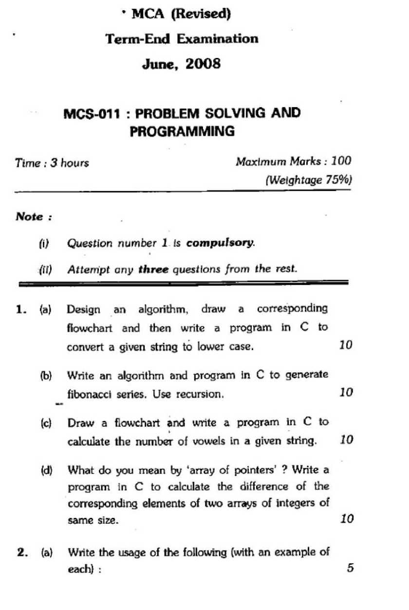 ignou mba solved paper last year At ignoustudentzonein, students can contact for ignou previous year solved question paper ignou solved question papers are included in the reference books.