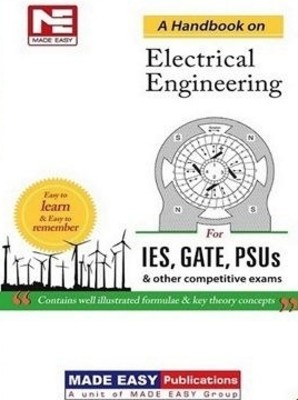Reference books for the exam of IES of Electrical