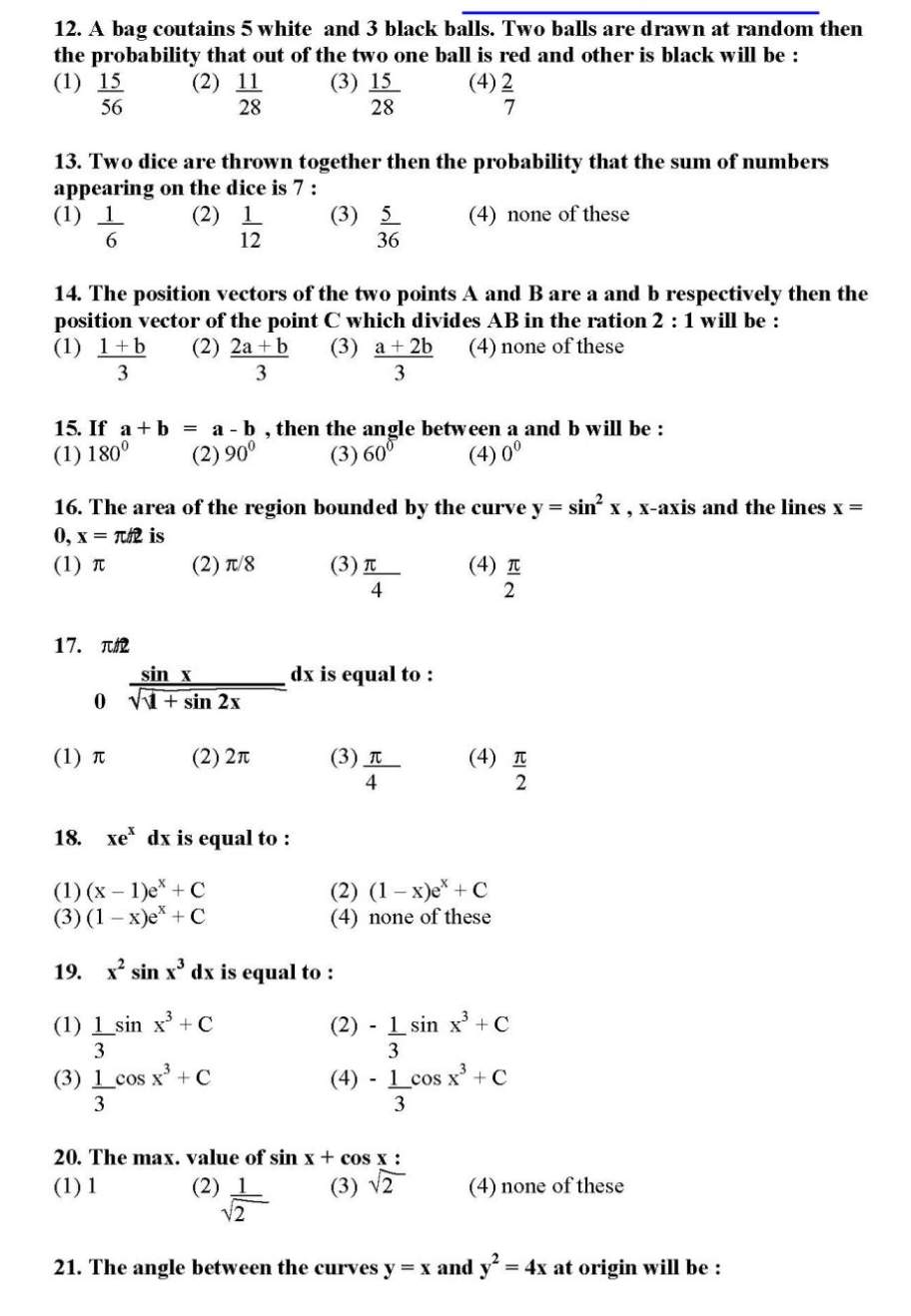 Mp ppt exam model question paper 2018 2019 student forum for question paper here is attachment malvernweather Choice Image