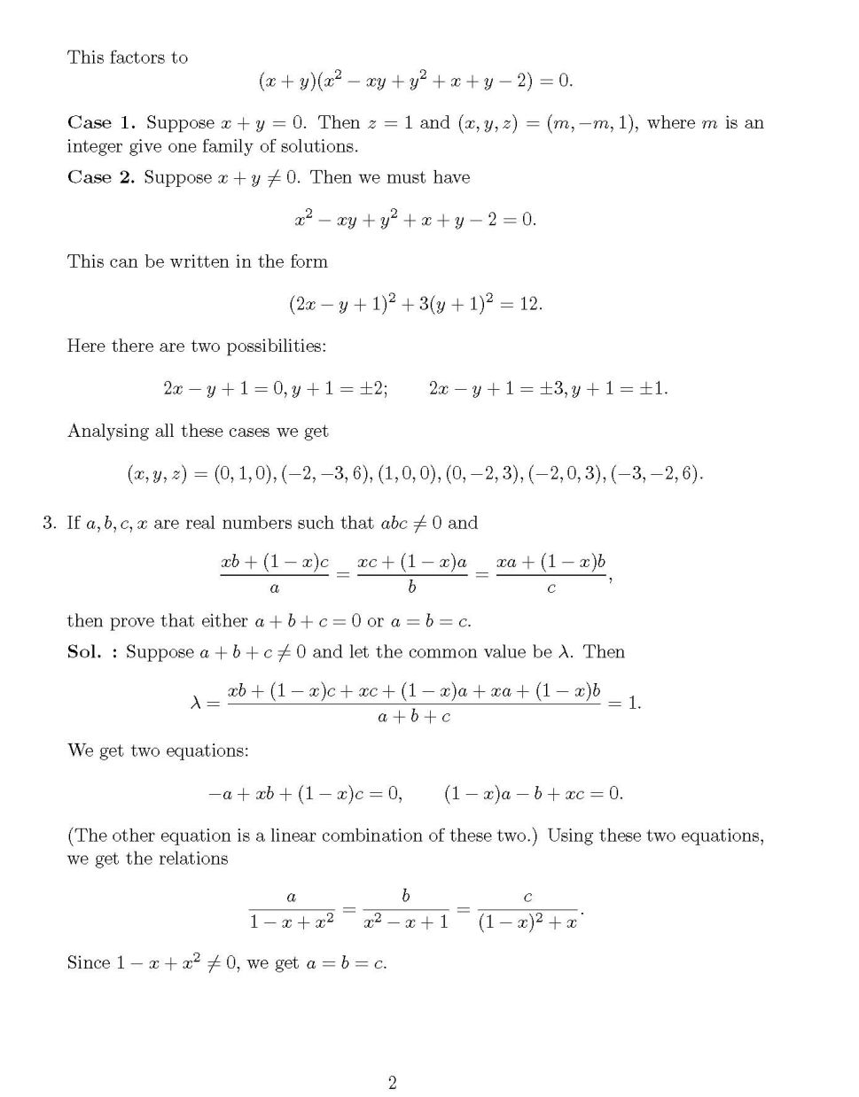 junior science olympiad question papers