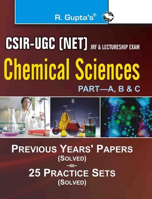 csir ugc net chemical science books