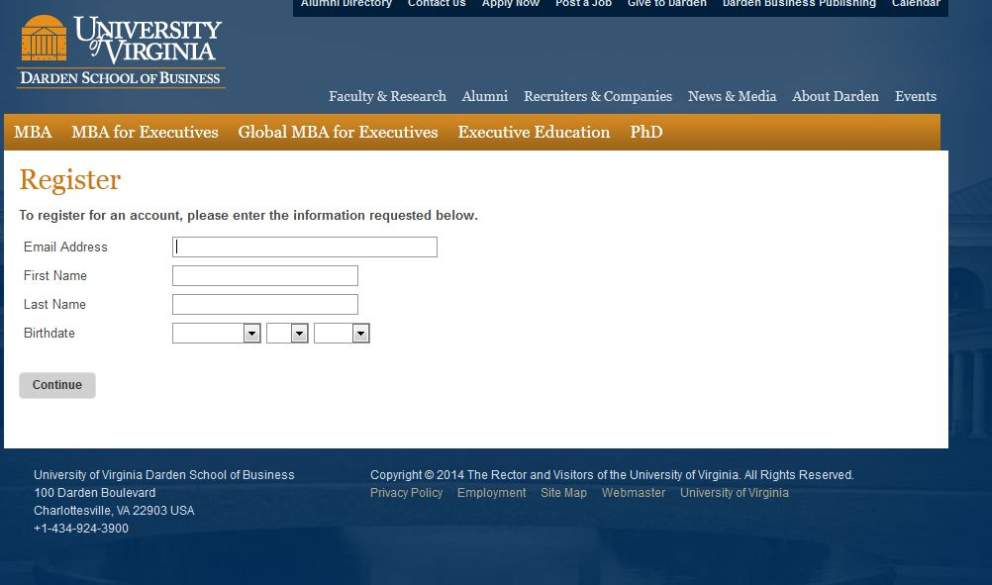 virginia darden mba essay questions Mba application essays  eastern time on writing a statement of virginia darden school of  insead and unique mba provides sample mba essay questions for.