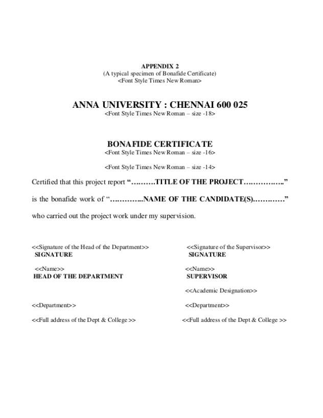 Anna university bonafide certificate 2017 2018 student forum anna university bonafide certificate application form yadclub Gallery