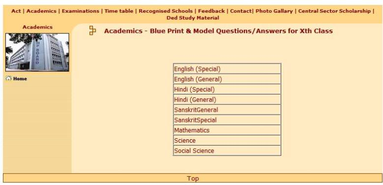 Mpbse 10th blueprint 2018 2019 student forum on this page you will get all blue print model questionsanswers for xth class of madhya pradesh board of secondary education malvernweather Choice Image