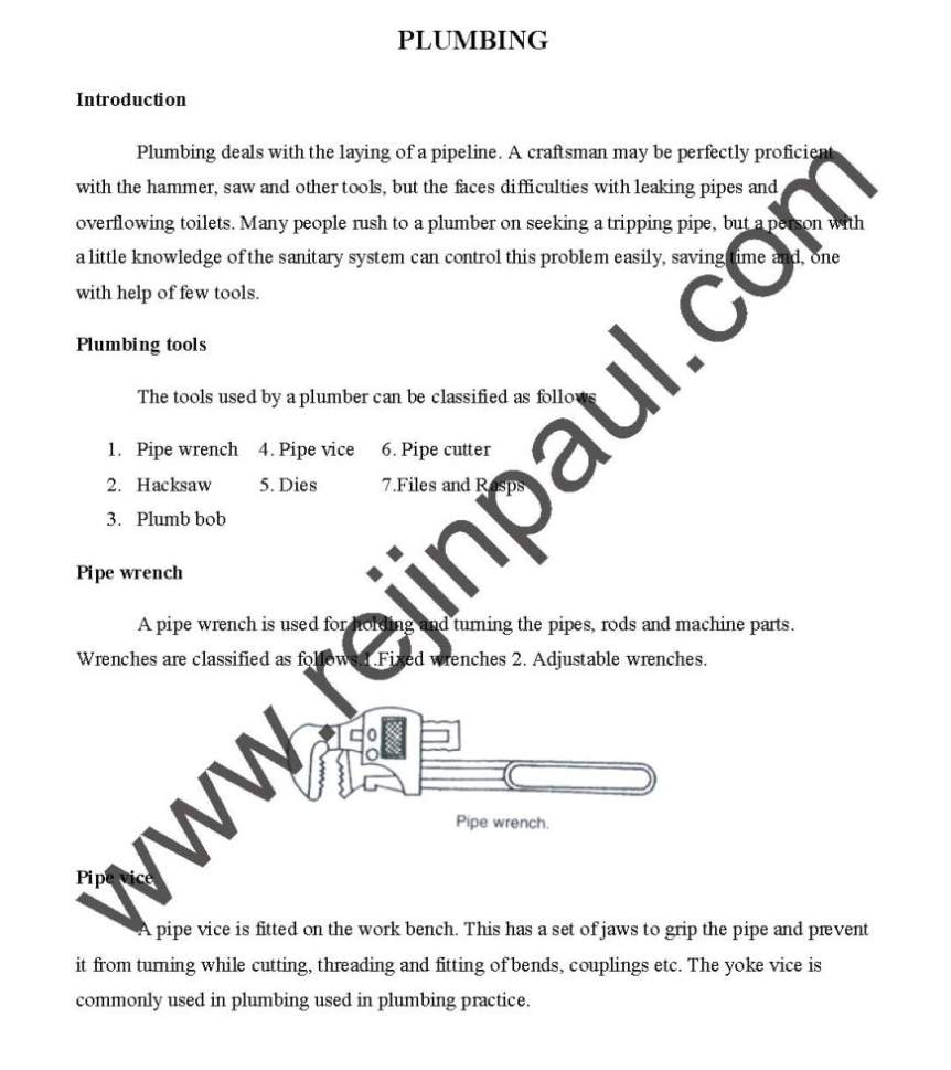 GE2116 Engineering Practice Laboratory - GE2116 Lab Manaul - GE2116 Manual