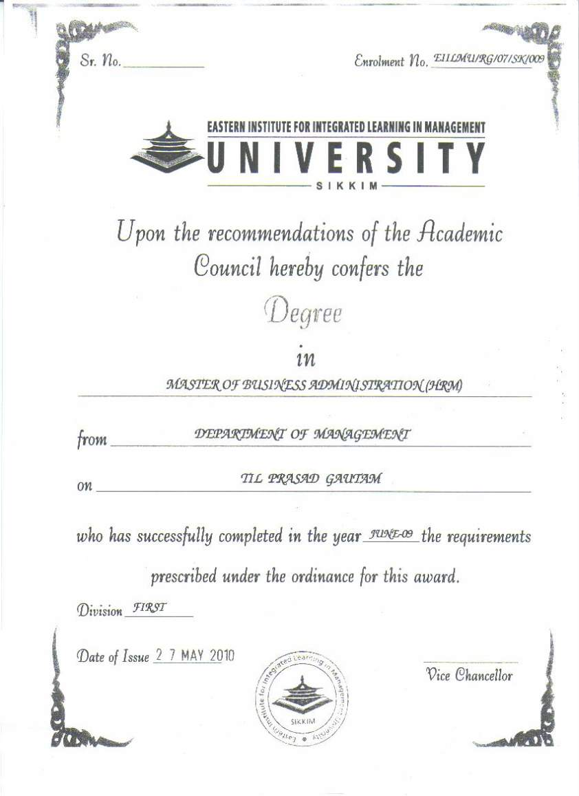Sample degree certificates of universities sonundrobin sample degree certificates of universities yadclub Image collections