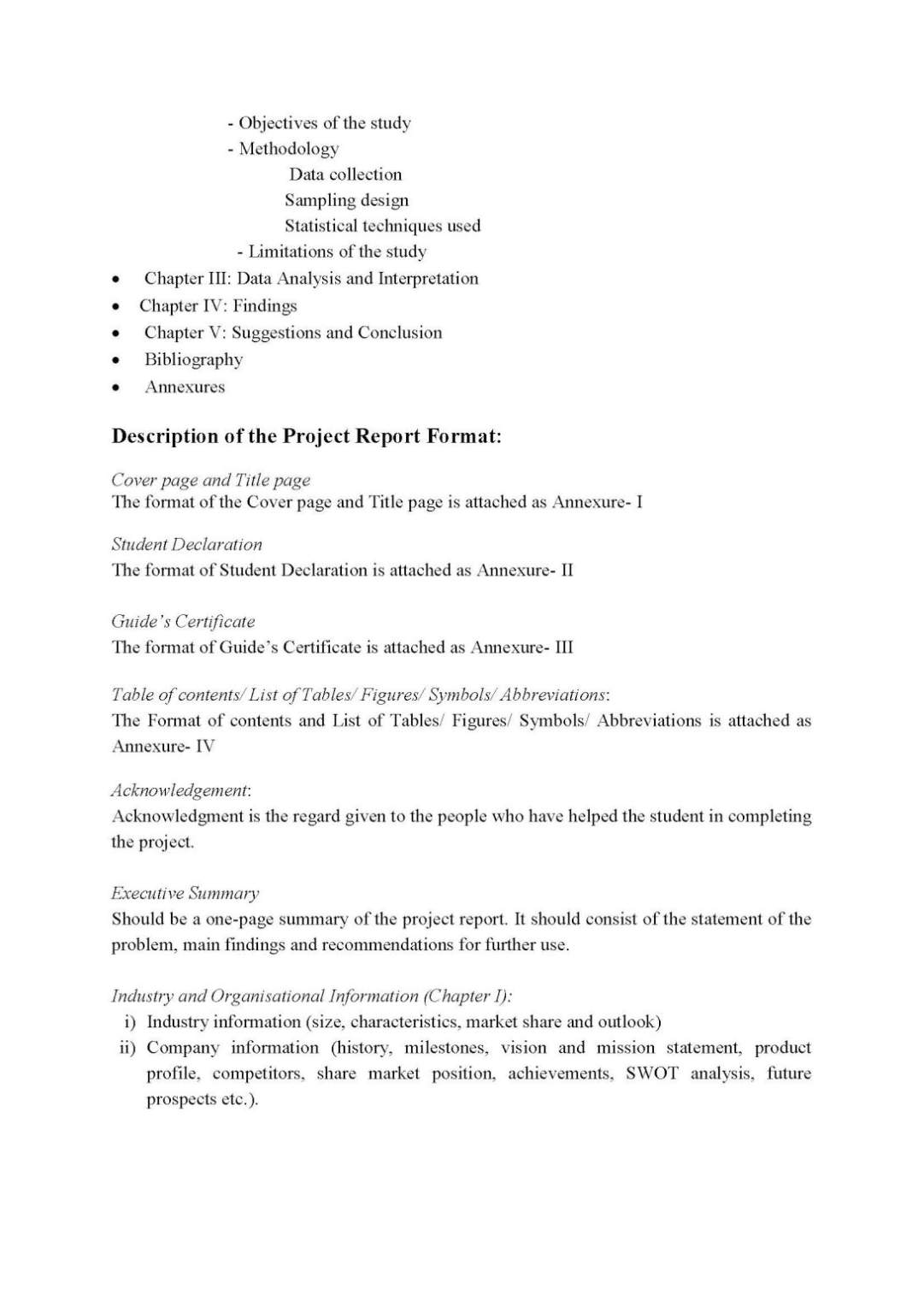 project report of sikkim manipal university student forum bba project report
