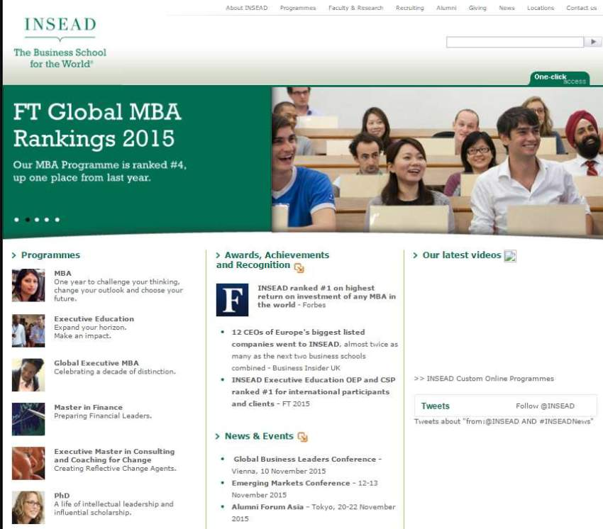Application essays for mba admissions