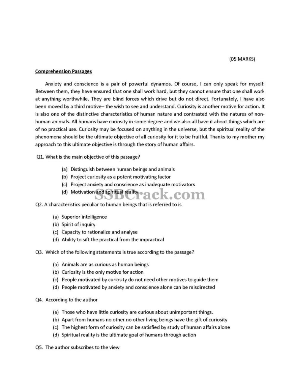 Army accountability essays