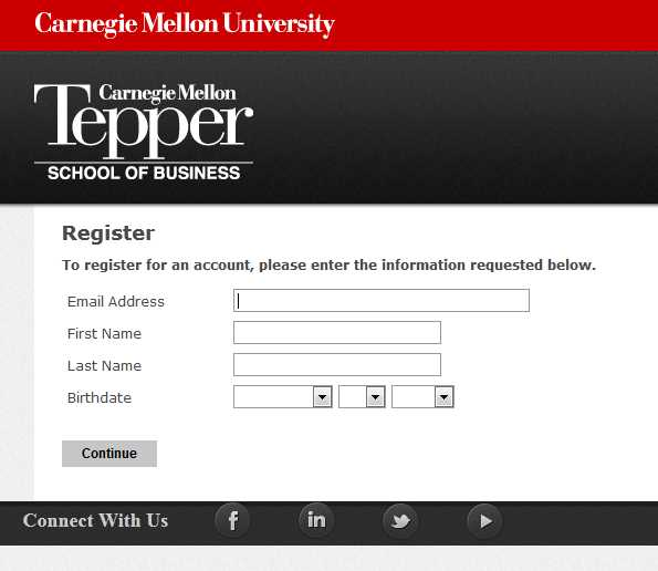 tepper mba essay Cmu tepper mba essay questions have been released by carnegie mellon tepper school of business for the upcoming 2014-2015 mba admissions year.