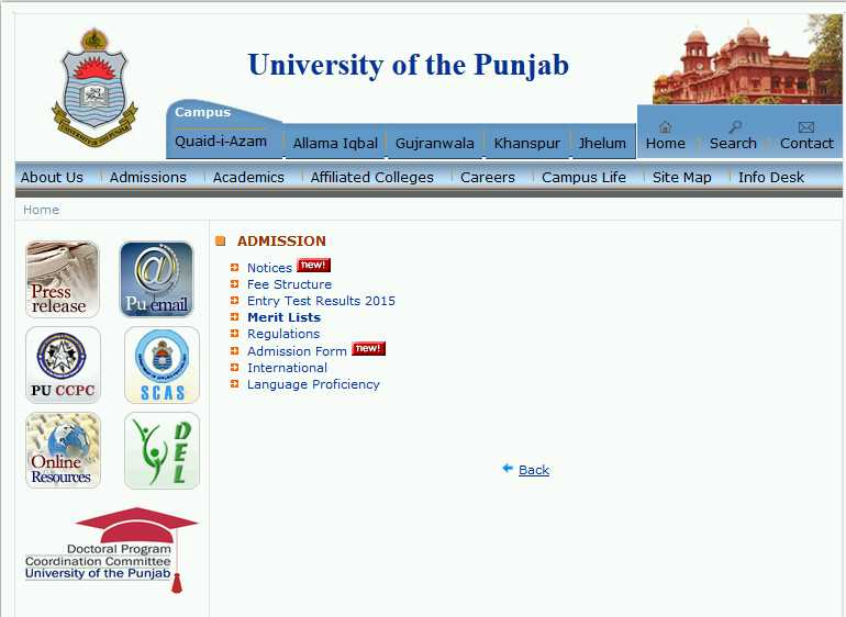punjab college fa subjects best research website