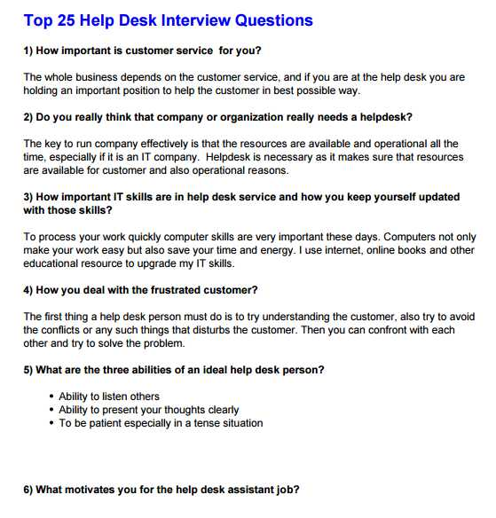 help desk technical interview questions help desk support interview questions 2018 2019 student help desk technical interview questions