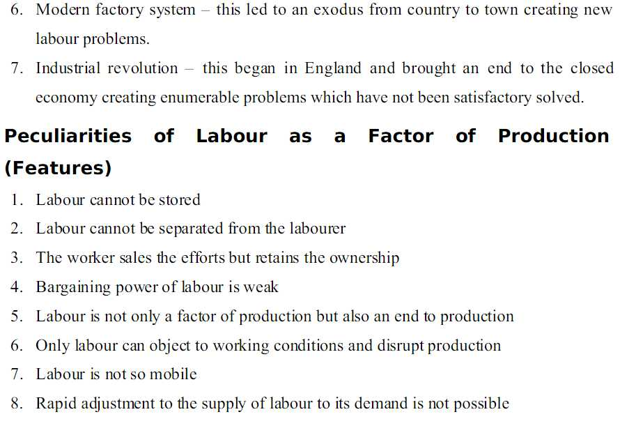 adam smith anticipated much of labour economics by basing it on his ...