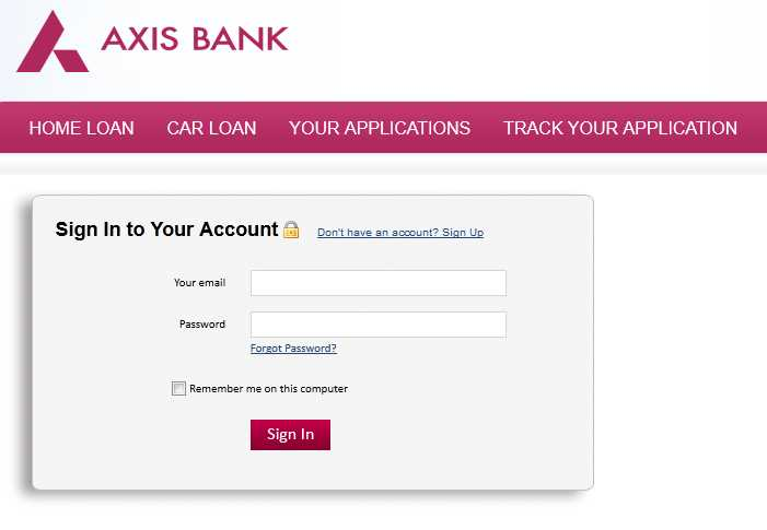 Mission statement of axis bank