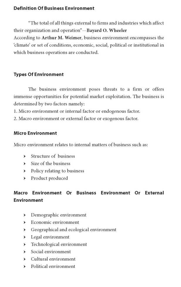 Business Law Notes for MBA Pdf - 2018 2019 Student Forum