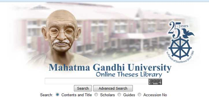 Mgu online thesis and dissertations