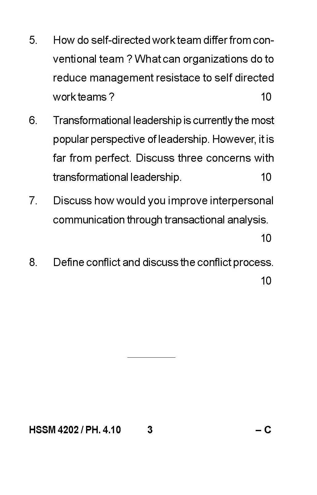 organizational behaviour essay questions Surefire job interview answers that will get you hired - job interview skills - duration: 10:43 skillopedia - skills for the real world 113,190 views.