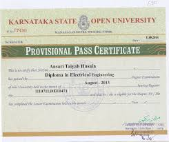 Provisional certificate 2018 2019 student forum please find the sample provisional certificate attached below yelopaper Choice Image