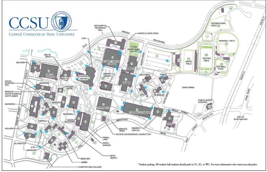 davidson hall ccsu map 2017 2018 student forum