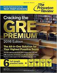1,007 GRE Practice Questions, 4th Edition (Graduate School Test Preparation) by