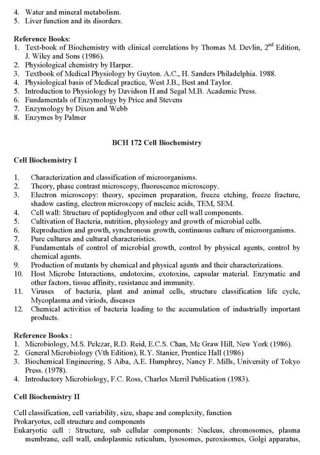 biochem syllabus Learning biochemistry  principles of biochemistry  and solutions to the end of chapter problems are present as word or pdf files from this syllabus .