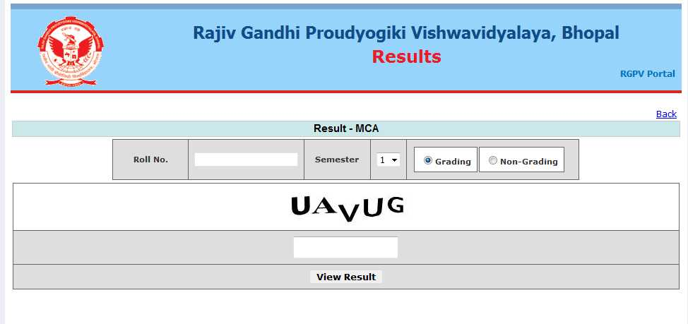 Www RGPV Ac In Result - 2018 2019 Student Forum
