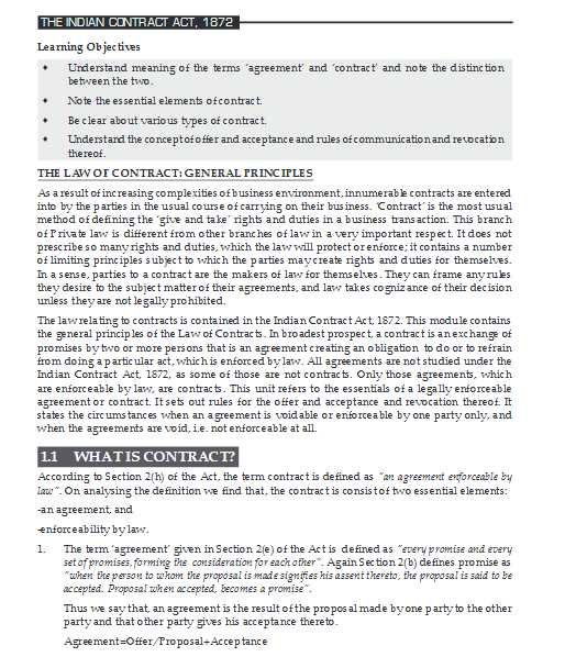 contingent and qusai contracts Contract : definition and concept page 72 what is a contingent contract 117 quasi contracts 81 introduction 122.