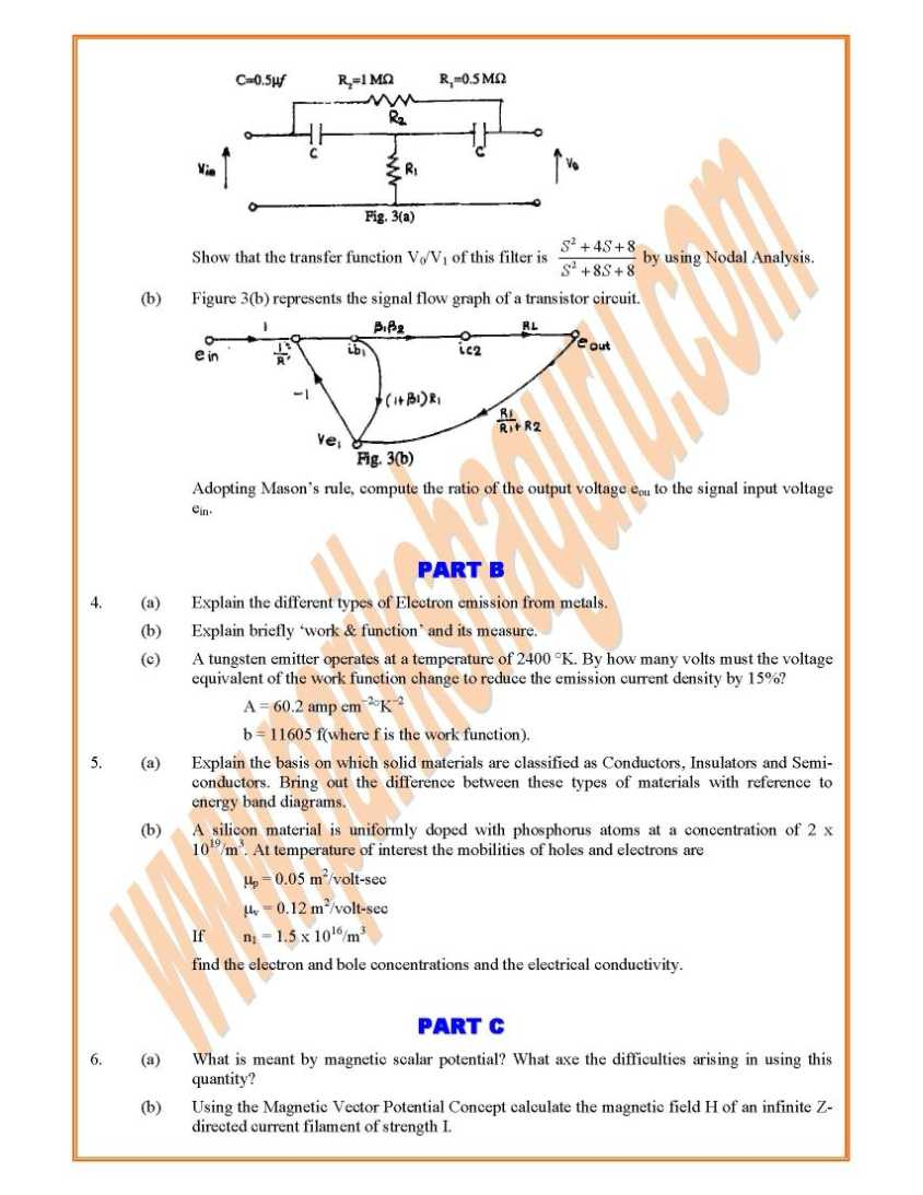 Ies Electrical Engineering Exam Question Paper