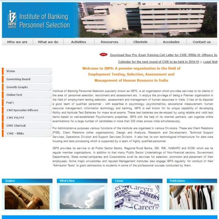 ibps po challan form 2014 download