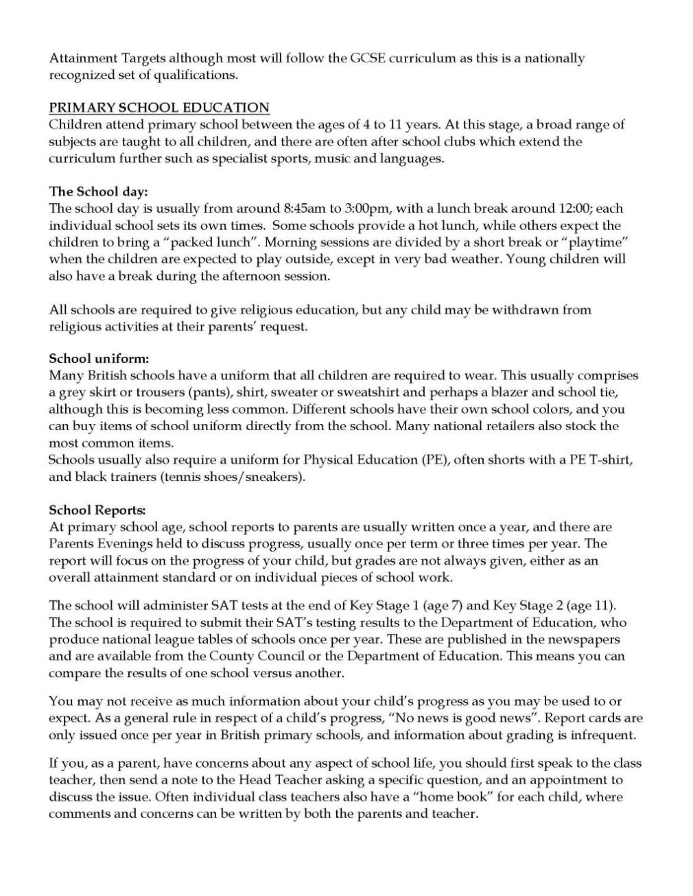 year system in british schools student forum british education system more information atteched a pdf file