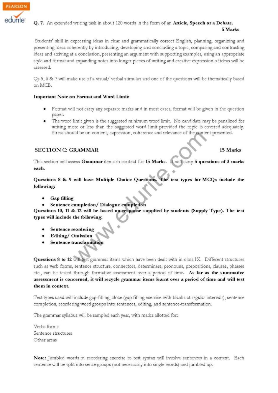 Quotation Paper Format - Floss Papers
