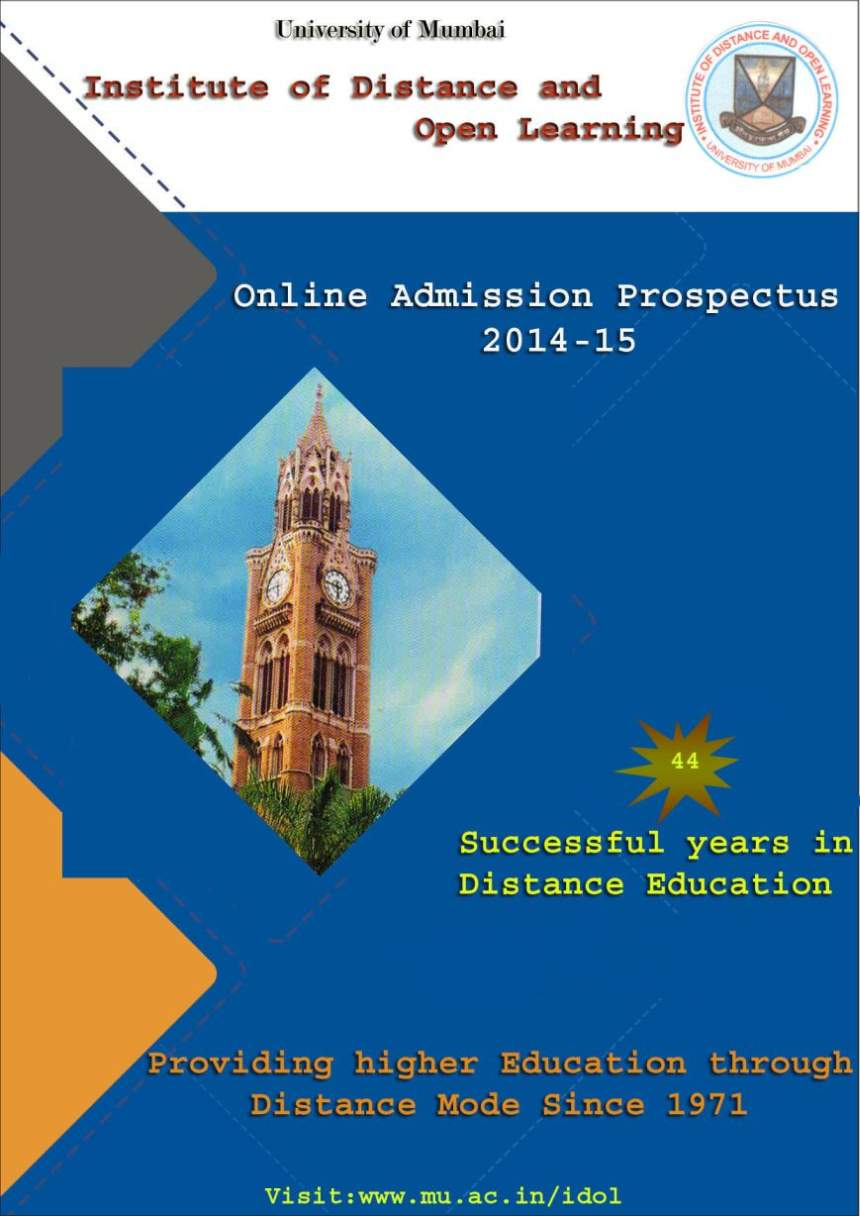 mumbai university m.sc by research papers