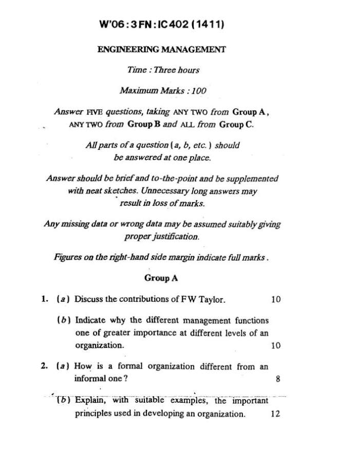 AMIE Sec B Previous year question papers - 2019 2020 2021 ...