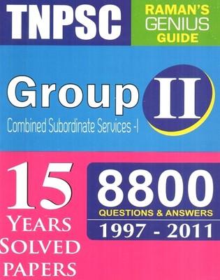 Tnpsc Group 2 Questions Pdf