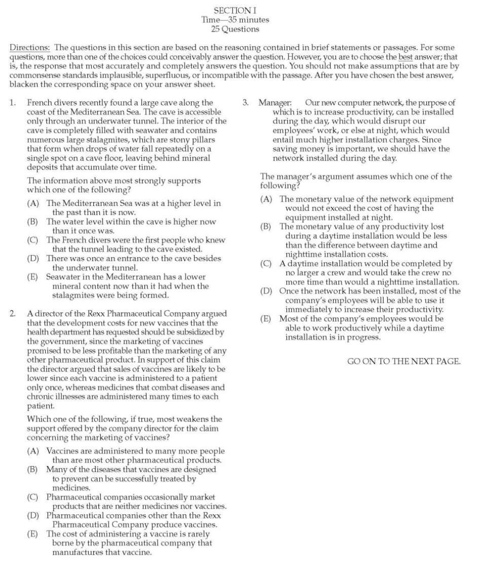 2020 2021 Student Forum - Old LSAT Tests Pdf