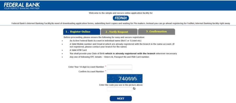 federal bank fednet app