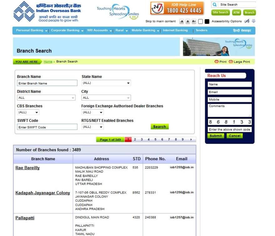 indian overseas bank kolkata zonal office