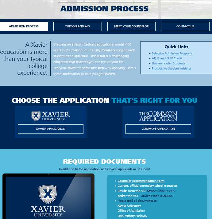 Online dissertation xavier university