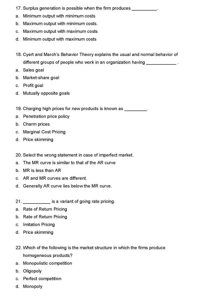 MCQ with answer for MBA 1st Sem - 2019 2020 2021 Student Forum