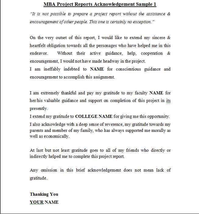 Environmental dissertation