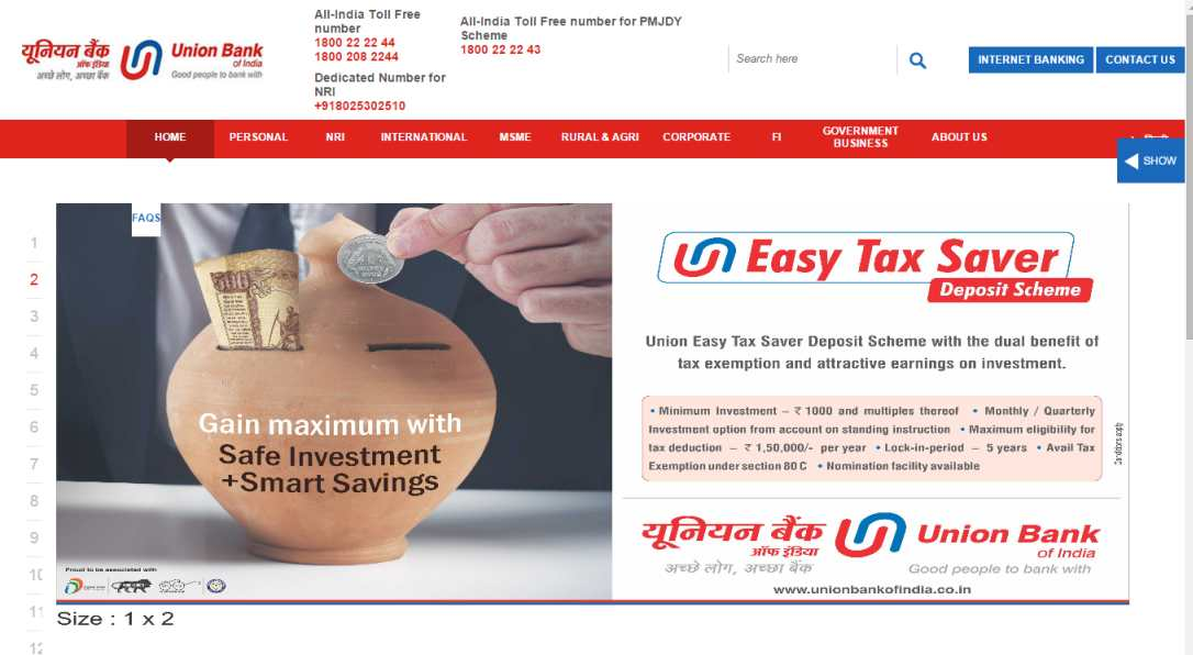 union bank of india janakpuri branch micr no