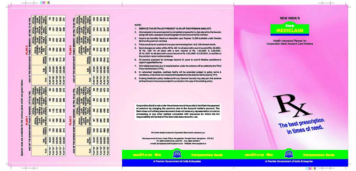 Corporation Bank Policy - 2020 2021 Student Forum