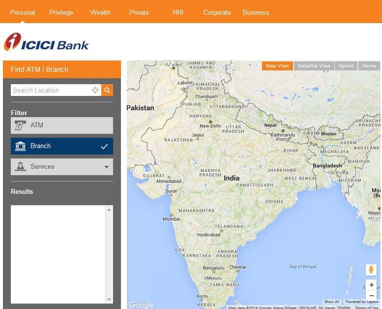 ICICI Bank in Delhi DSOI Wealth Branch IFSC Code & Address, New Delhi - ICICI Bank