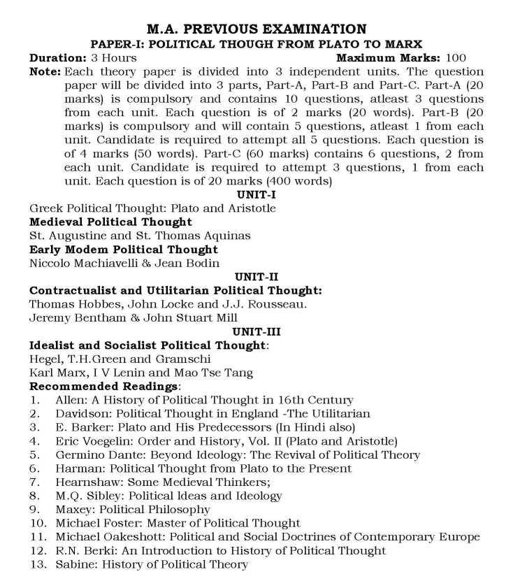 MPhil PhD Coursework Syllabus, Syllabus, Shivaji University, Kolhapur