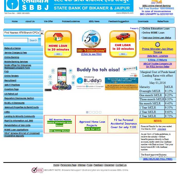 state bank of bikaner and jaipur ifsc code ajmer