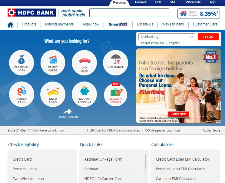 hdfc bank holiday list 2013 in bangalore