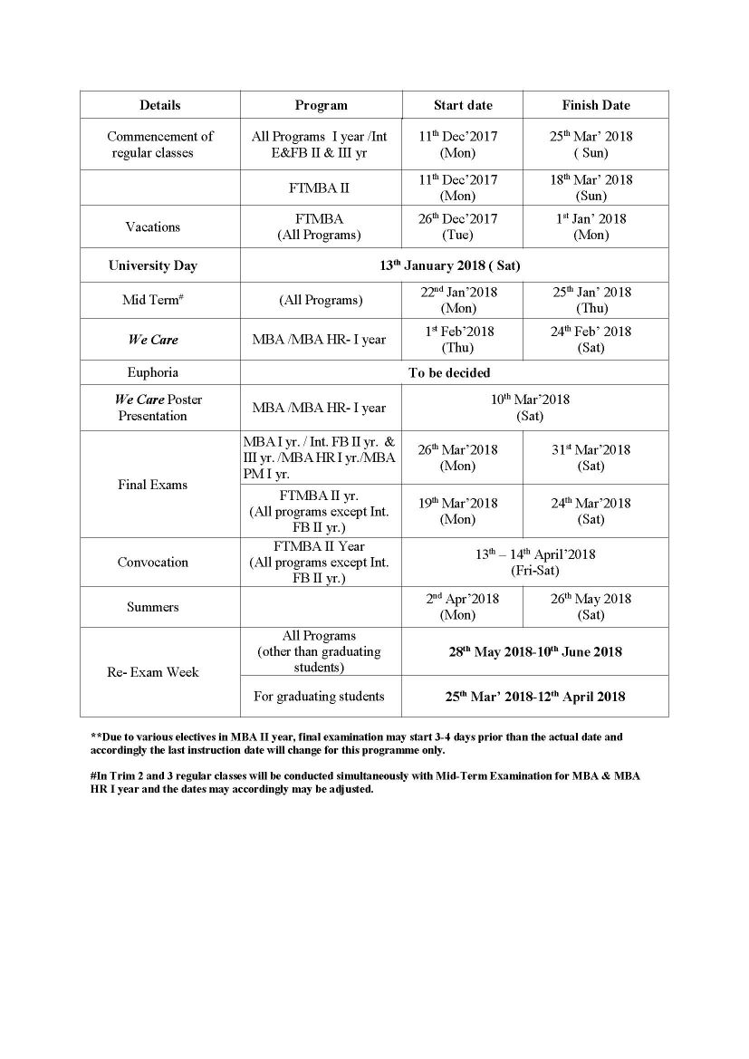 Ub Academic Calendar 2022.Nmims Academic Calendar 2021 2022 Student Forum