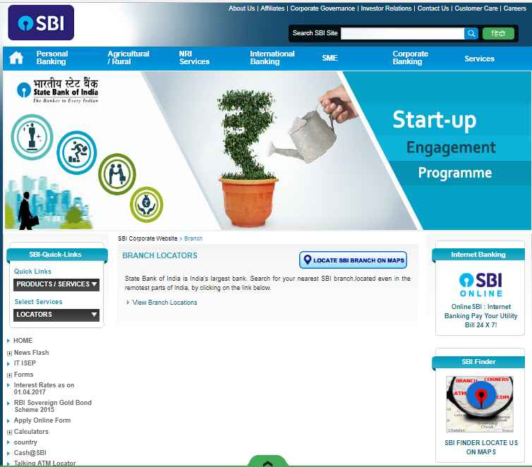 state bank of india mumbai branches ifsc code