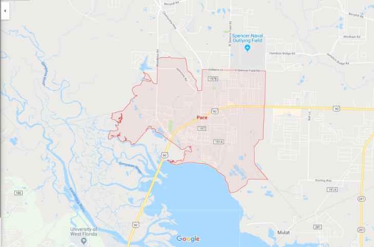 Pace Florida Map.Pace Florida Map 2018 2019 Student Forum